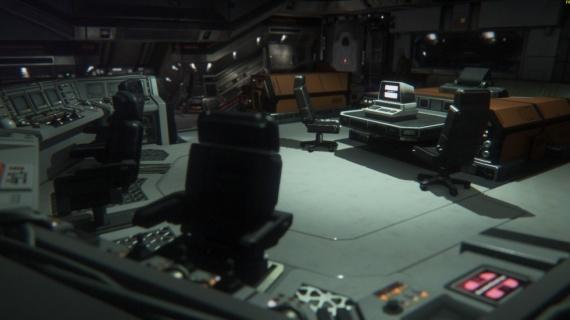 «Alien: Isolation» поместит игрока в «космический дом с привидениями Ридли Скотта»