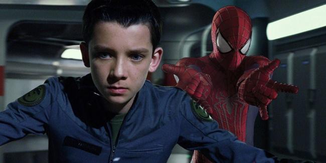 Почему в новом человеке пауке другой актер актеры из фильма война и мир бондарчука