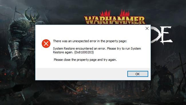Технические проблемы Warhammer: Vermintide 2 / Игры
