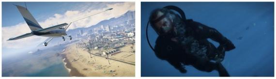 Чем заняться в GTA 5