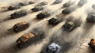 Battleline: Steel Warfare — новый конкурент World of Tanks