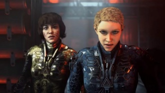 Пираты взломали Wolfenstein: Youngblood