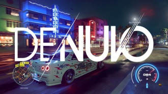 Взлом Need for Speed Heat / Версия Denuvo