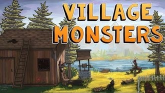 Village monsters. Oчарование Stardew Valley и энергетика Undertale.