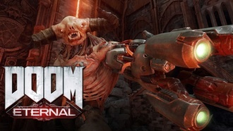 Гайд по оружию Doom Eternal: ледяные бомбы