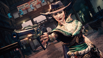 Дополнение Bounty of Blood: A Fistful of Redemption для Borderlands 3 выйдет в июне