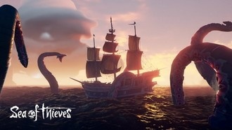Sea of Thieves вышла в Steam