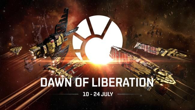 В EVE Online началось событие «Dawn of Liberation»