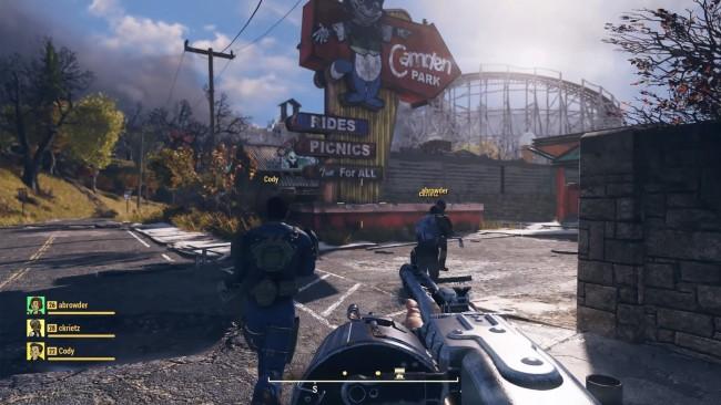 Про одиночную игру в Fallout 76 и повторное прохождение