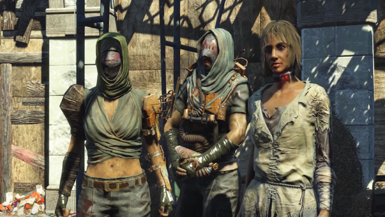 Bethesda раскрыла первые четыре фракции, которые появятся в Fallout 76