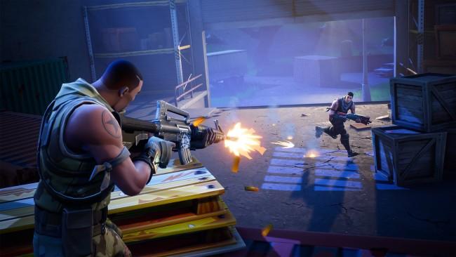 Игроки завалили деньгами создателей Fortnite