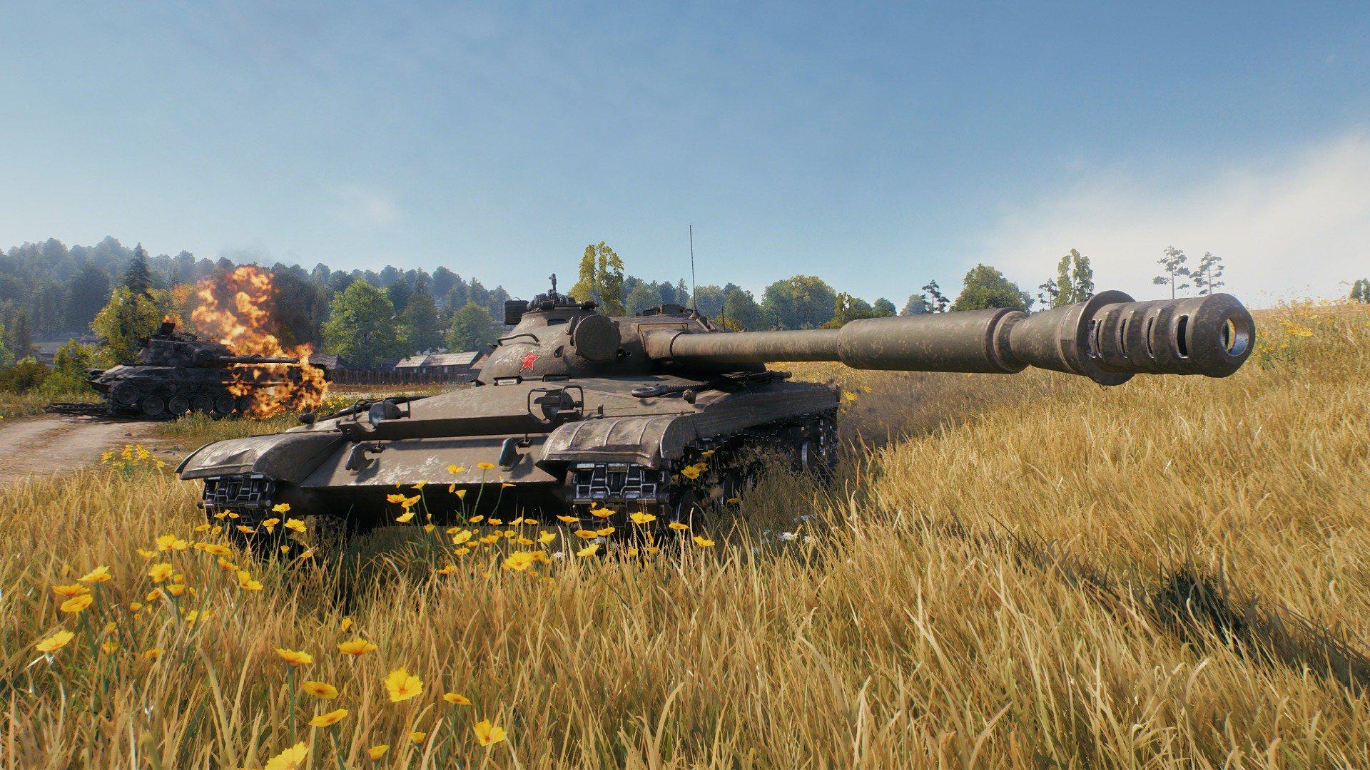«Курская битва» в World Of Tanks