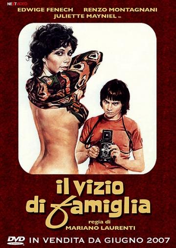 Эдвиж Фенек Хочет Секса – Девственница – Жена (1975)